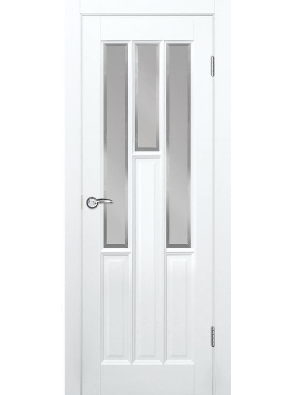 Авангард 1 ДГО 1.10 Белый жемчуг, 2000x600
