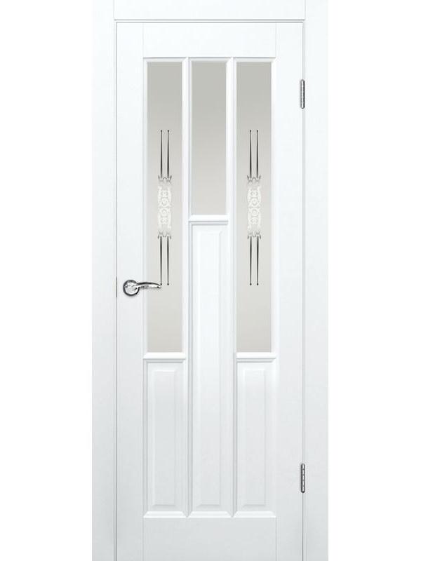 Авангард 1 ДГО 1.24 Белый жемчуг, 2000x600