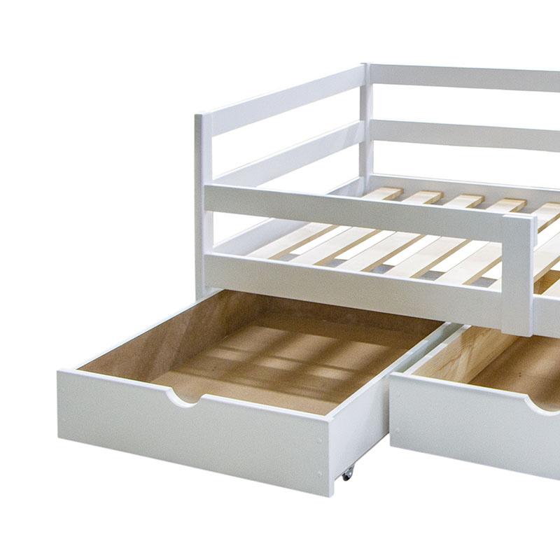 Ящик для детской кроватки