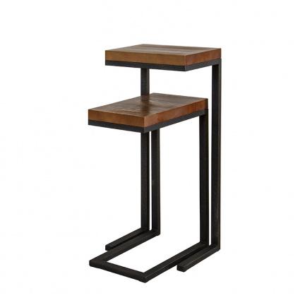 """Набор приставных столиков, """"Ирокко"""" +браширование"""