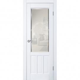 Браво ДГО 1.14 Белый жемчуг, 2000x600