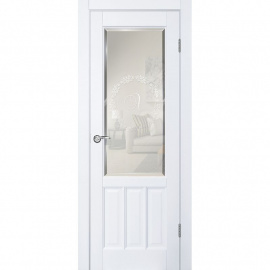 Браво ДГО 1.14 Белый жемчуг, 2000x900