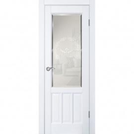Браво ДГО 1.15 Белый жемчуг, 2000x900