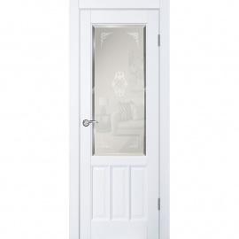 Браво ДГО 1.16 Белый жемчуг, 2000x900