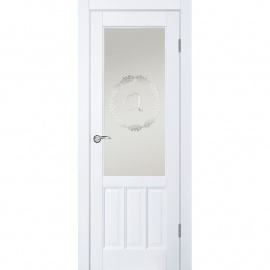 Браво ДГО 1.17 Белый жемчуг, 2000x700