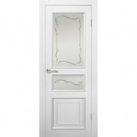 Джулия 3 ДГОБ 1.4 Белый жемчуг, 2000x600