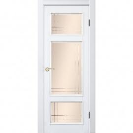 Сиена ДГОБ 2.9 Белый жемчуг, 2000x600