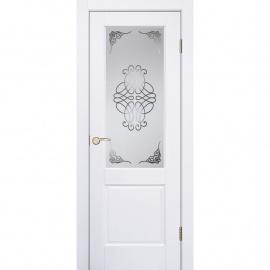 Венеция ДГО 1.12 Белый жемчуг, 2000х600